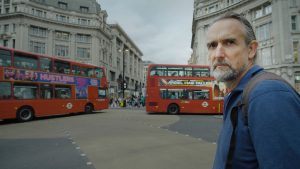 """ROGER_HALLAM_OXFORD CIRCUS """"The Troublemaker"""", a 2 year independent production about our collective response to the climate crisis FAD magazine"""