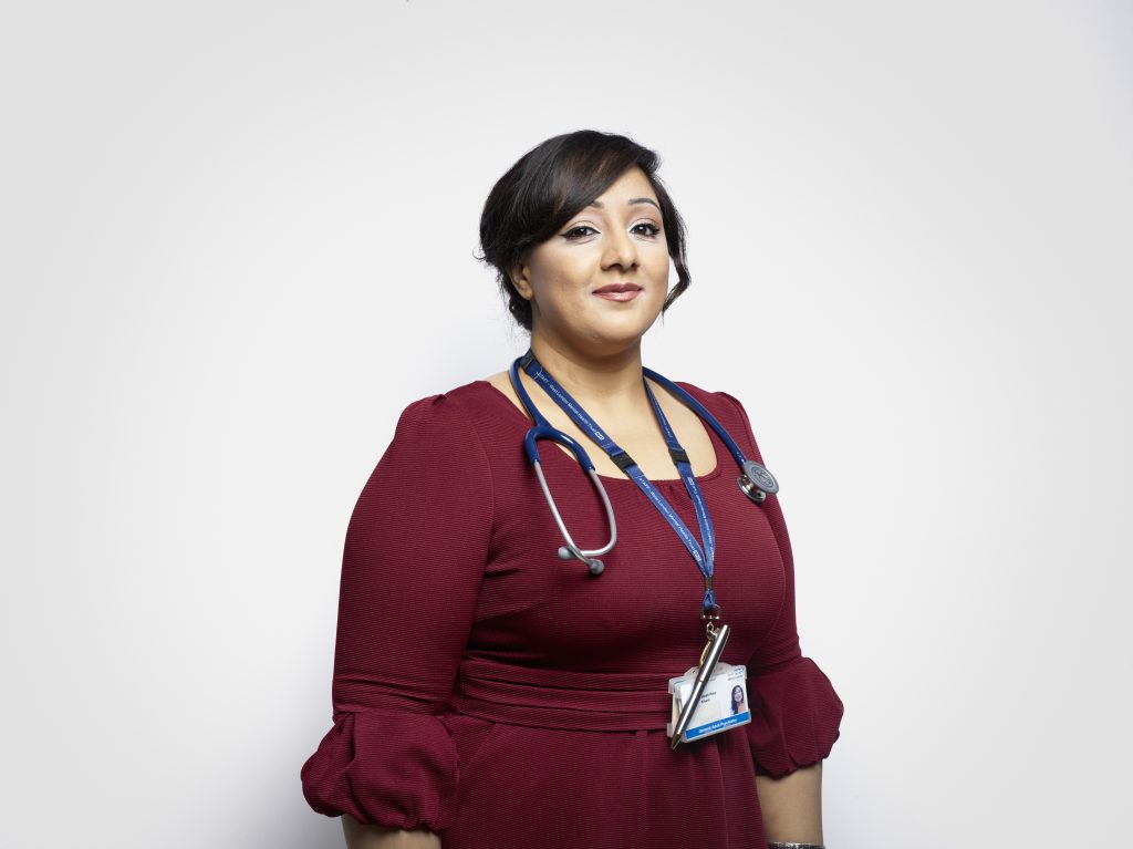 Dr Roopak Khara - General Adult Psychiatrist, West London NHS Trust RANKIN FAD MAGAZINE