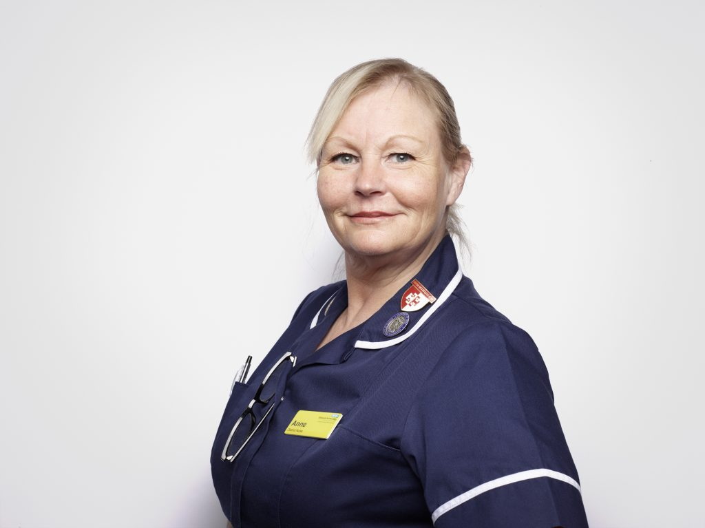 Anne Roberts, District Nurse, Midlands Partnership NHS Foundation Trust RANKIN FAD MAGAZINE