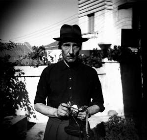 Original photograph by William S. Burroughs