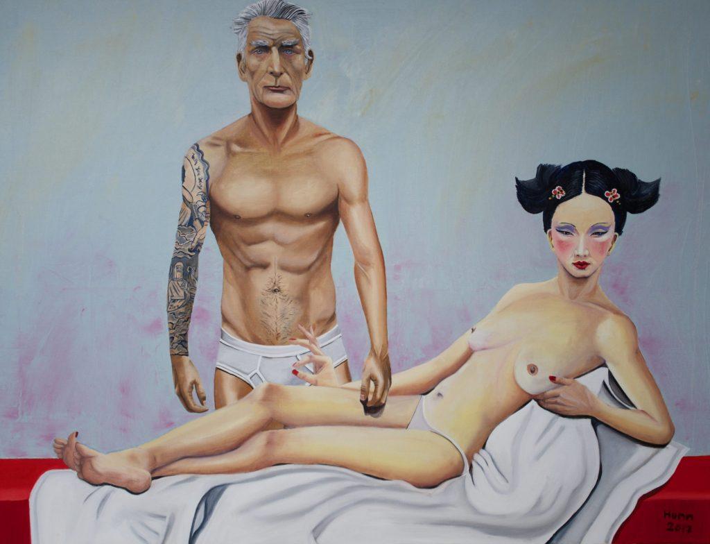 Beckett, 2017 by Philipp Humm