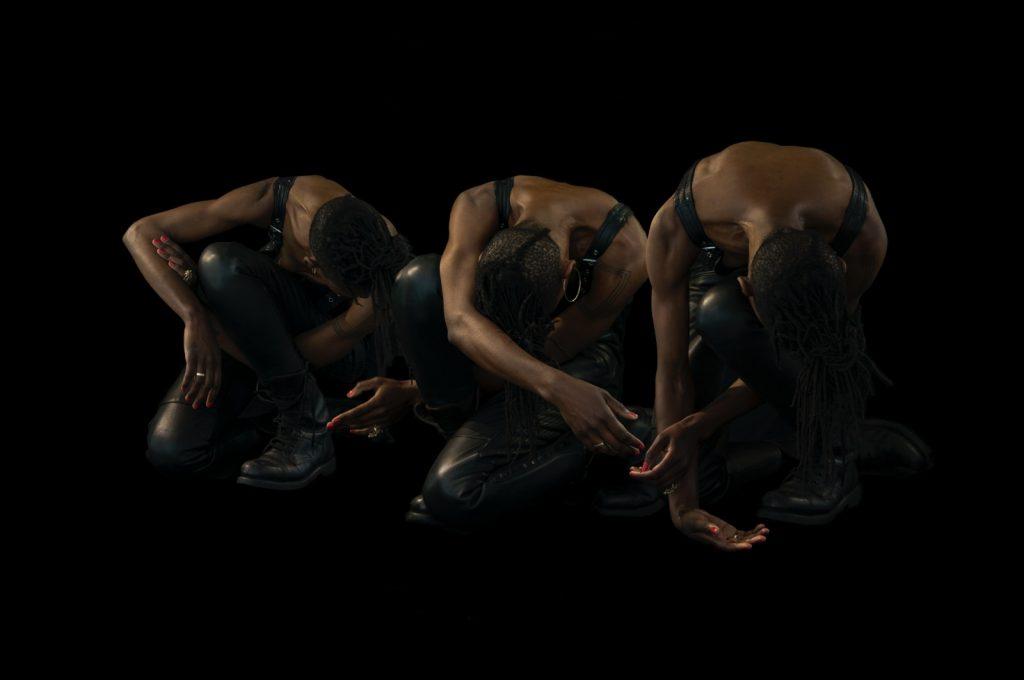 Last Yearz Interesting Negro (Jamila Johnson-Small) Heavy handed, we crush the moment, 2019 Commissioned by Barbican, London Image: Katarzyna Perlak © Jamila Johnson-Small