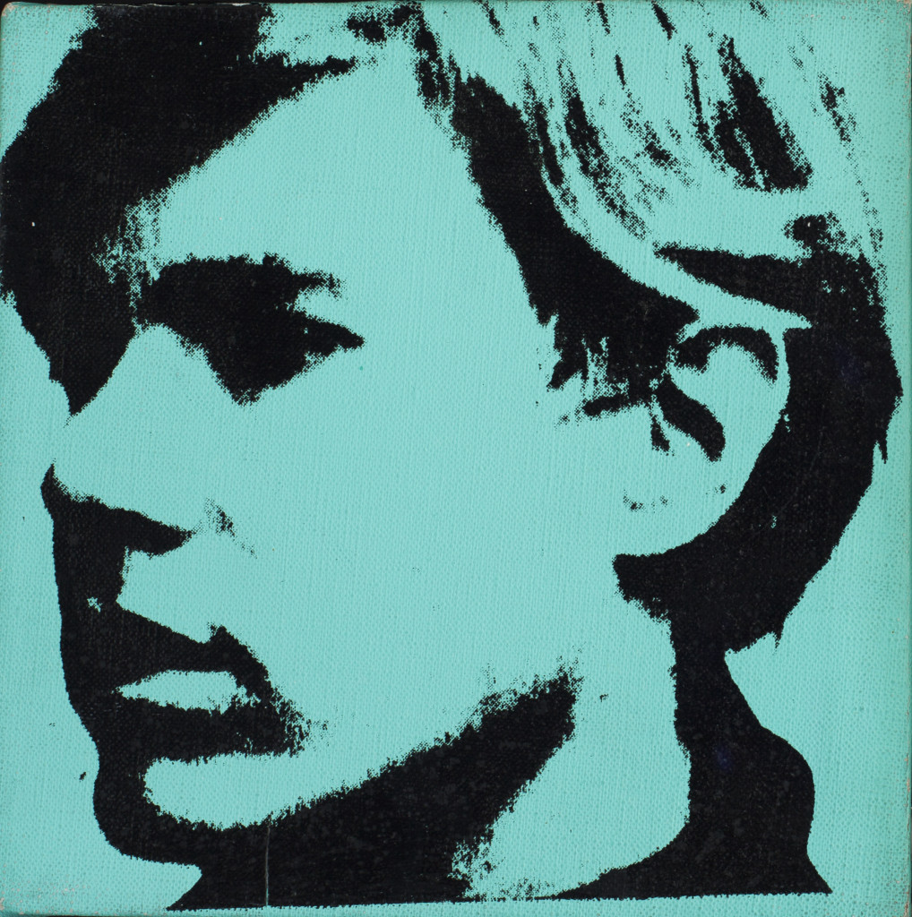 Self-portrait © The Andy Warhol Foundation for the Visual Arts Inc