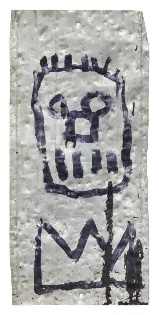 FAD magazine Jean-Michel Basquiat, Untitled