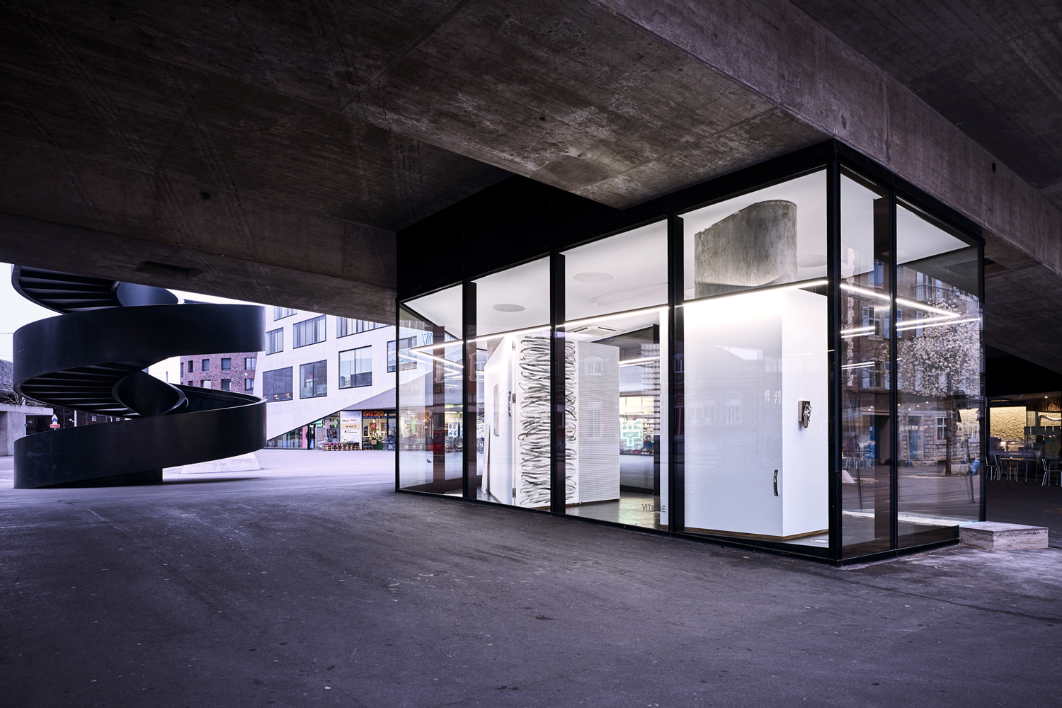 Vitrine launches new gallery in Basel
