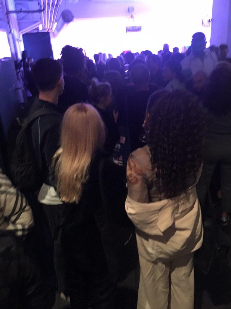 London Fashion Week Rankin Party FAD Magazine
