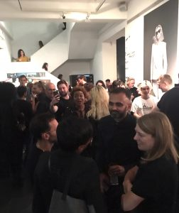 London Fashion Week Rankin Party FAD Magazine