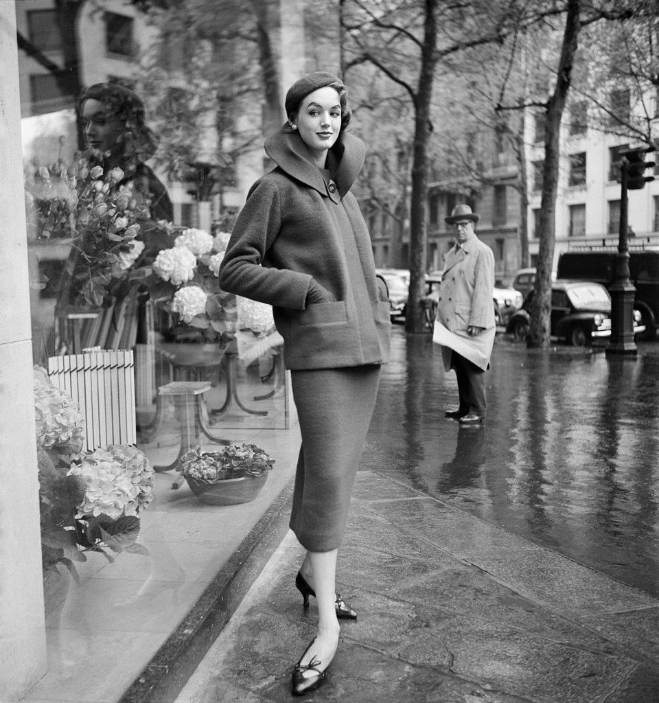 12 Ready-to-Wear, Paris,1950 ©Marilyn Stafford