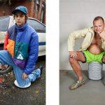 Juergen Teller shoots for Palace FAD MAGAZINE