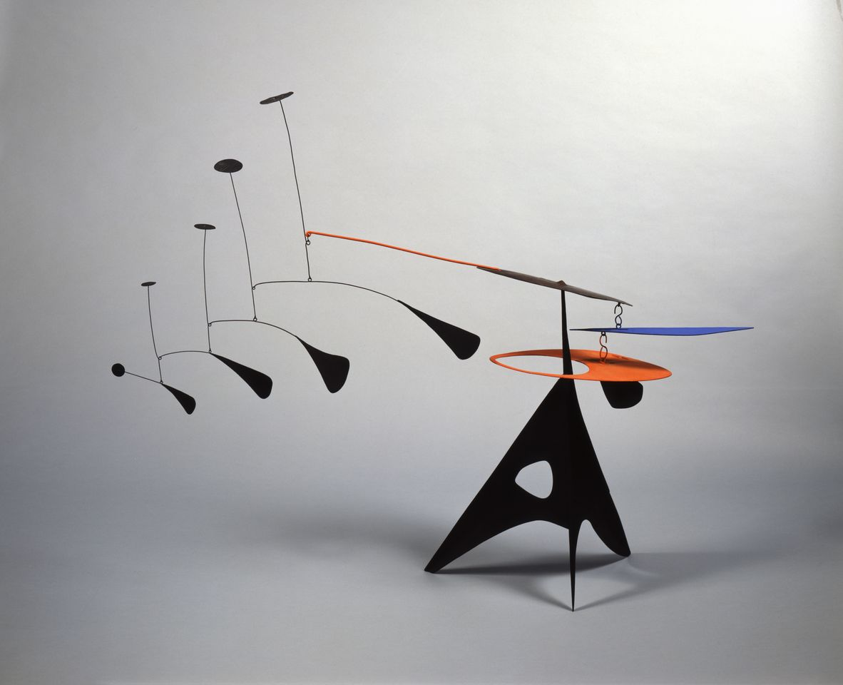 preview alexander calder after the war at pace london fad magazine. Black Bedroom Furniture Sets. Home Design Ideas