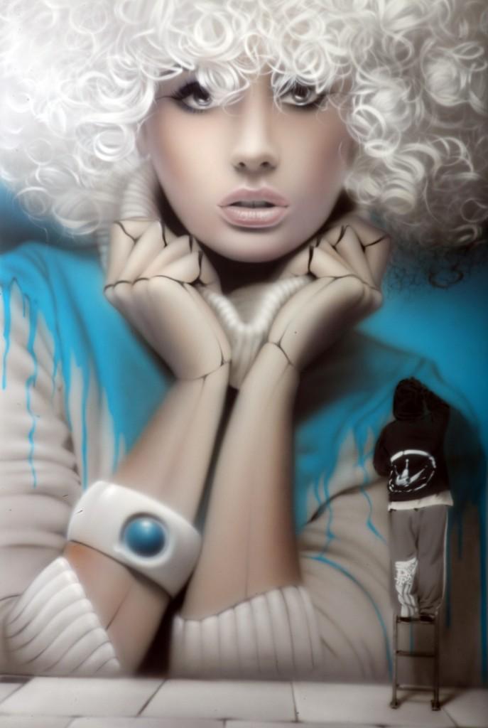 15 Street Artist SOAP's  portraits