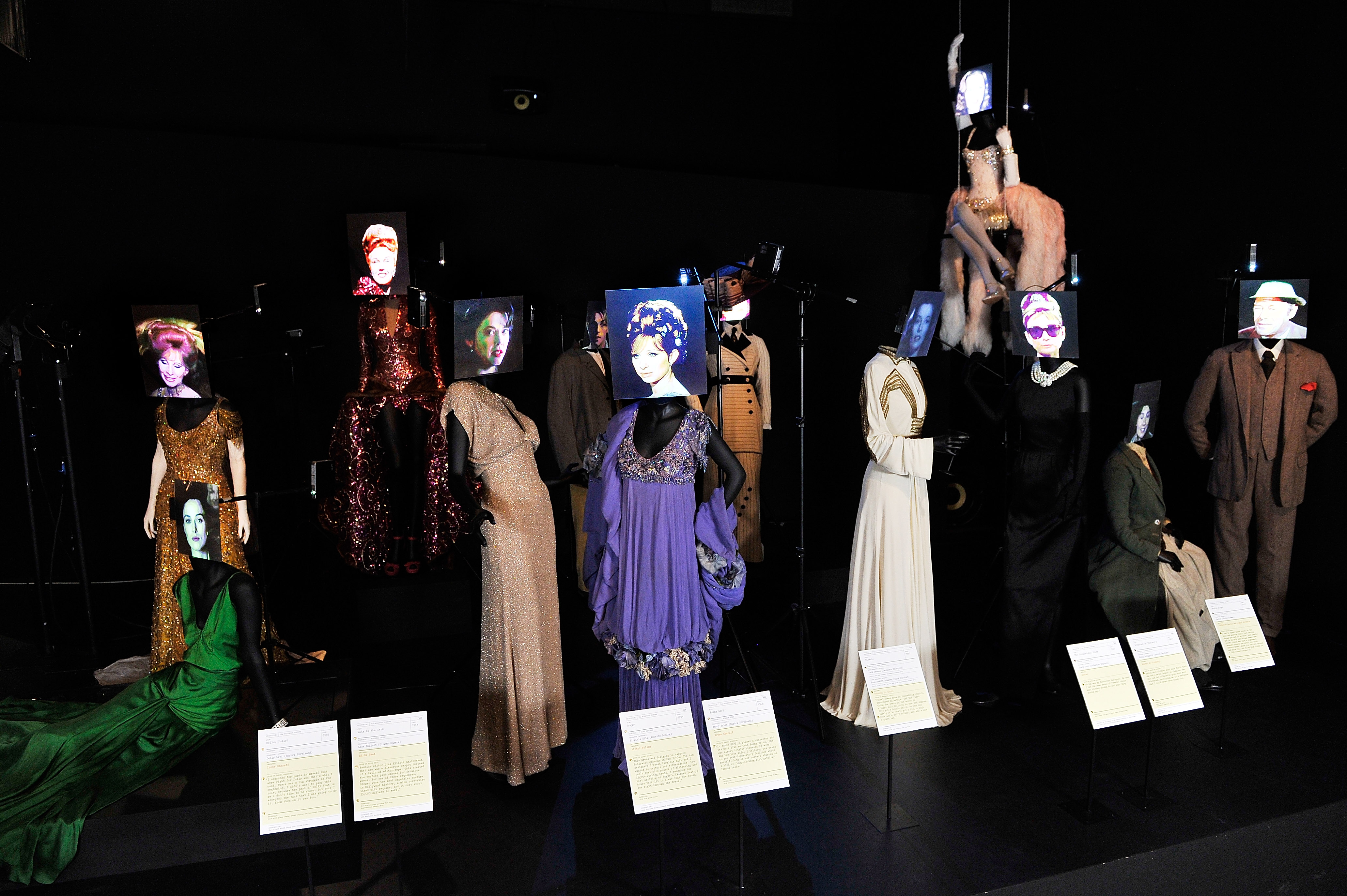 153934827JO016 The V A s Ho Final Week: Last Chance to see 'Hollywood Costume' at The V&A