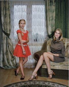 Marianna and Sasha, Kingisepp, Russia, November 2, 2014