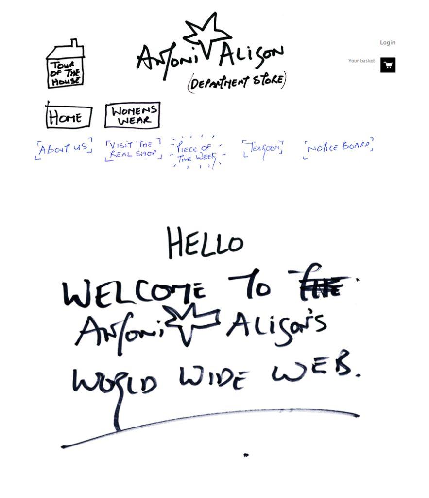 Antoni & Alison FAD Magazine