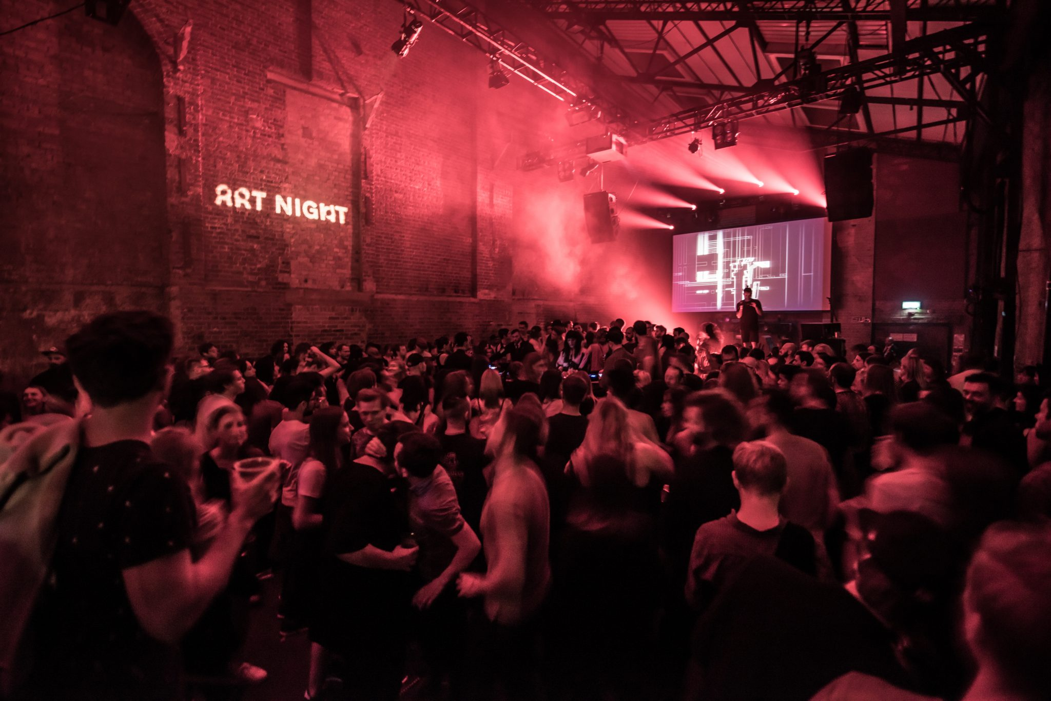 Club Night with Alva Noto and Boiler Room at Village Underground. Courtesy the artist and Art Night 2017. Photo by Neil Juggins FAD Magazine