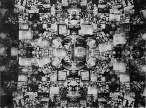 (2) Press Image l William Burroughs-Ian Sommerville, Infinity, Paris (Beat Hotel) 1962 © Estate of William S. Burroughs