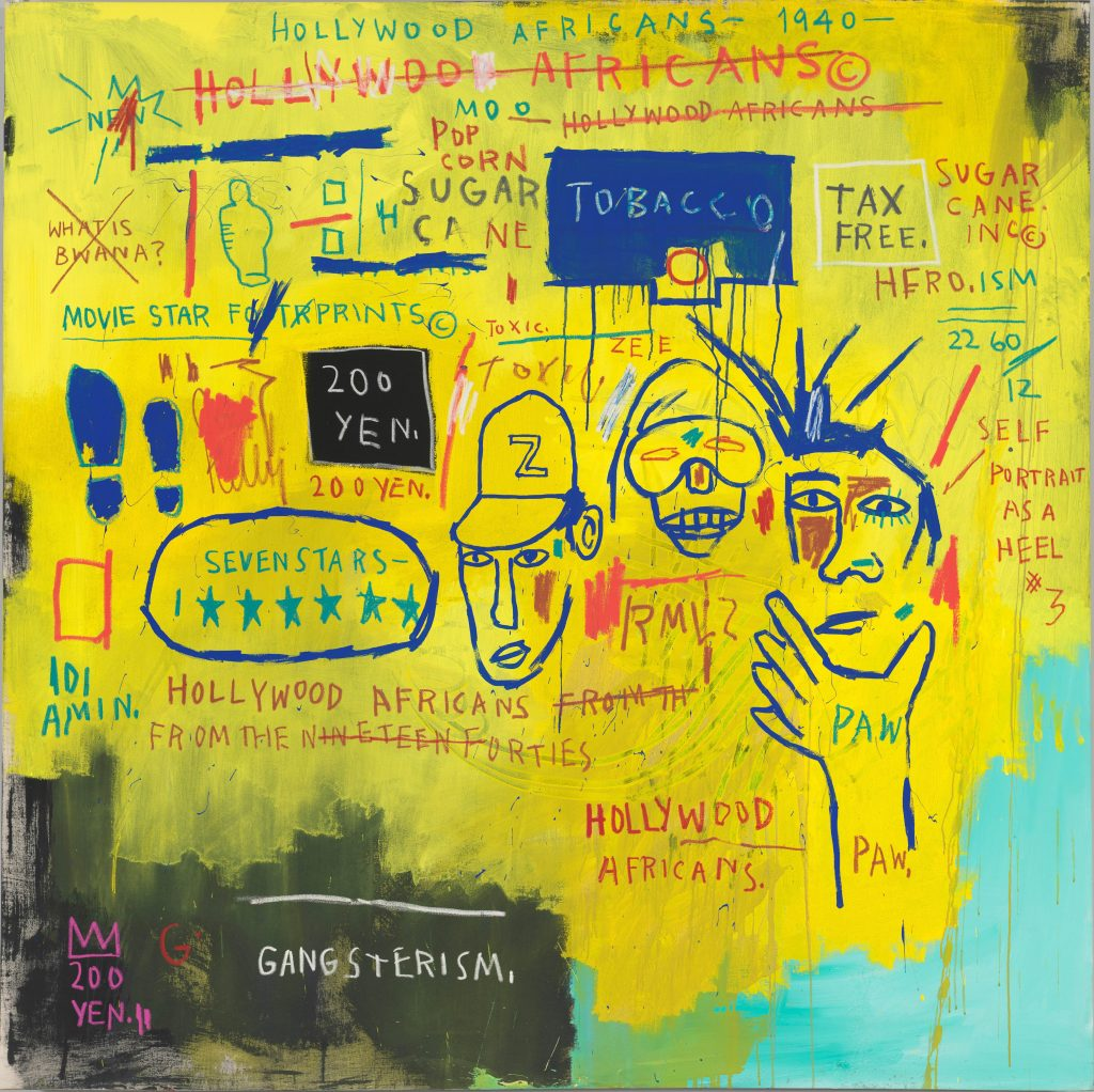 first large scale basquiat exhibition in london set for next year fad magazine. Black Bedroom Furniture Sets. Home Design Ideas