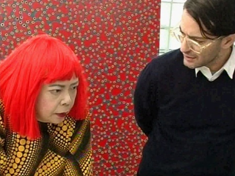 20120110 130745 Marc Jacobs Recruits Yayoi Kusama for art installation Collaboration