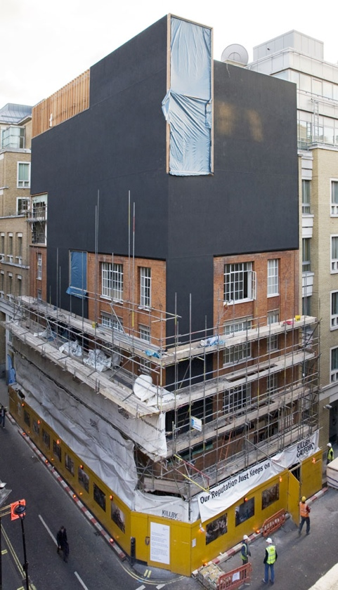 20120131 104241 Photographers Gallery in London to reopen in May after £8.9m facelift