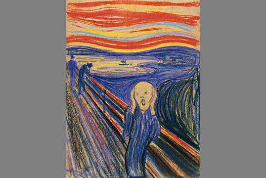 20120222 161233 Edvard Munchs The Scream at Sothebys NYC may fetch $80 million