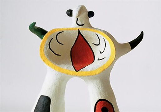 First UK exhibition of sculptures by Joan Miró opens at Yorkshire ...