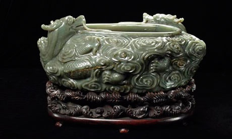 20120412 070926 Specialist criminals stole £2m Chinese artefacts from university, say police