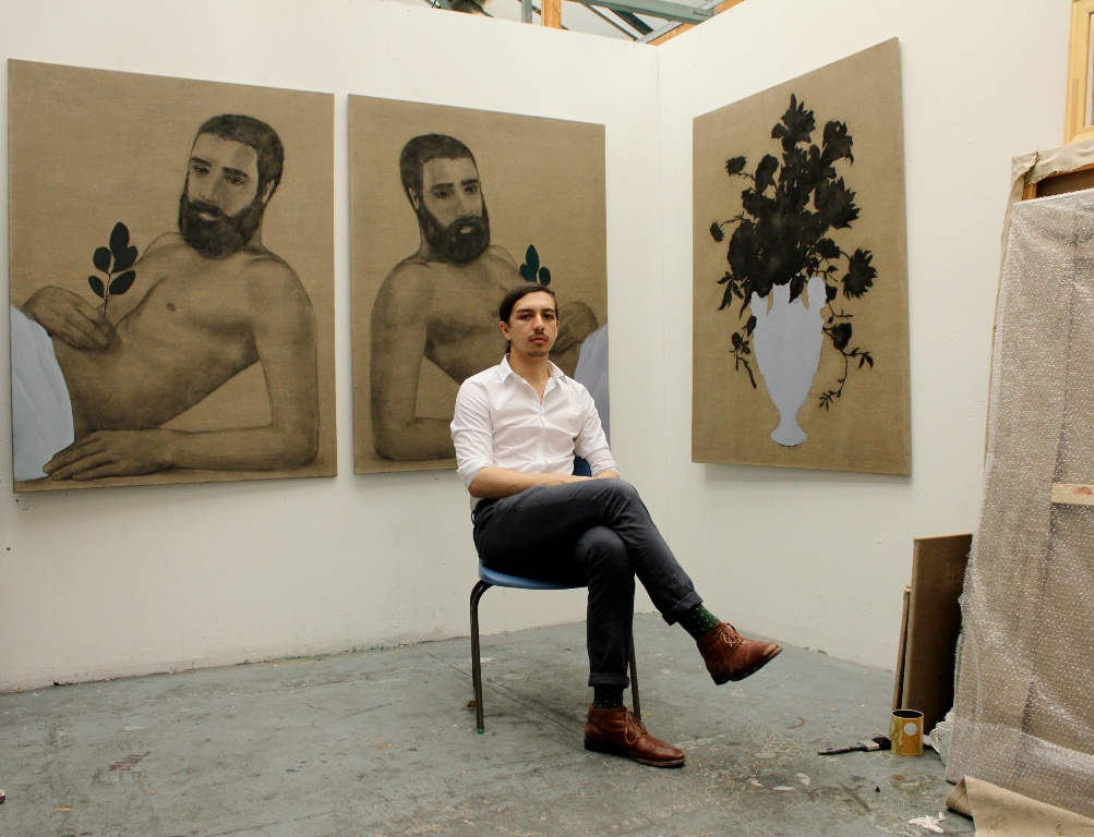 20121109 120255 GOSEE: Mathew Tom Welcome to Paradise at Hoxton Art Gallery