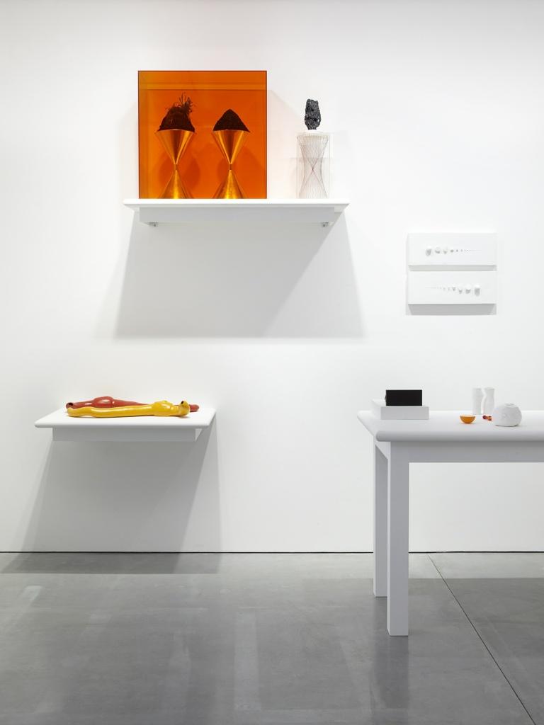20130118 091006 GO SEE : Michael Joaquin Grey: Orange between orange and Orange at Caroll / Fletcher.