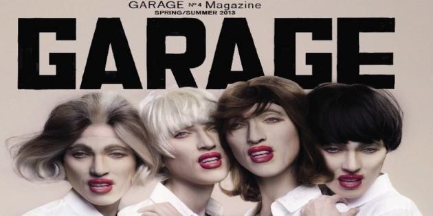 20130207 092337 Cindy Shermans Portrait  On Dashas Garage Mag