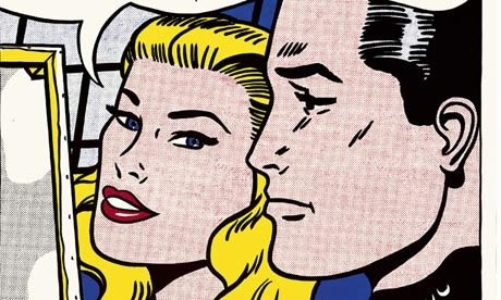 20130224 184021 Lichtenstein: A Retrospective – review