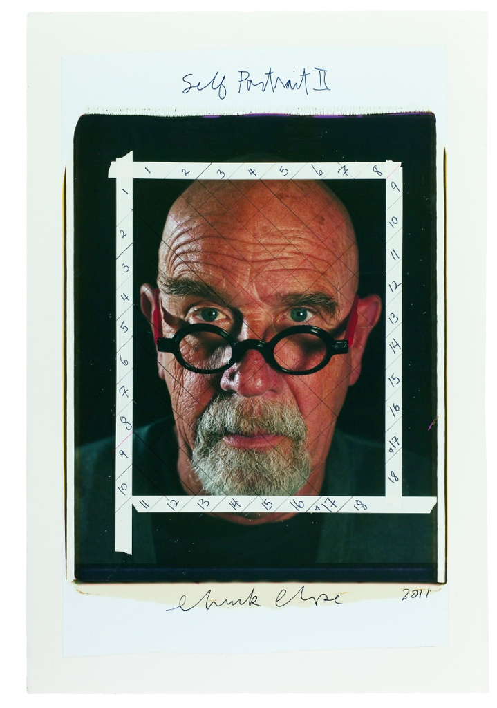20130322 110631 Preview: Chuck Close Photo Maquettes at Eykyn Maclean New York