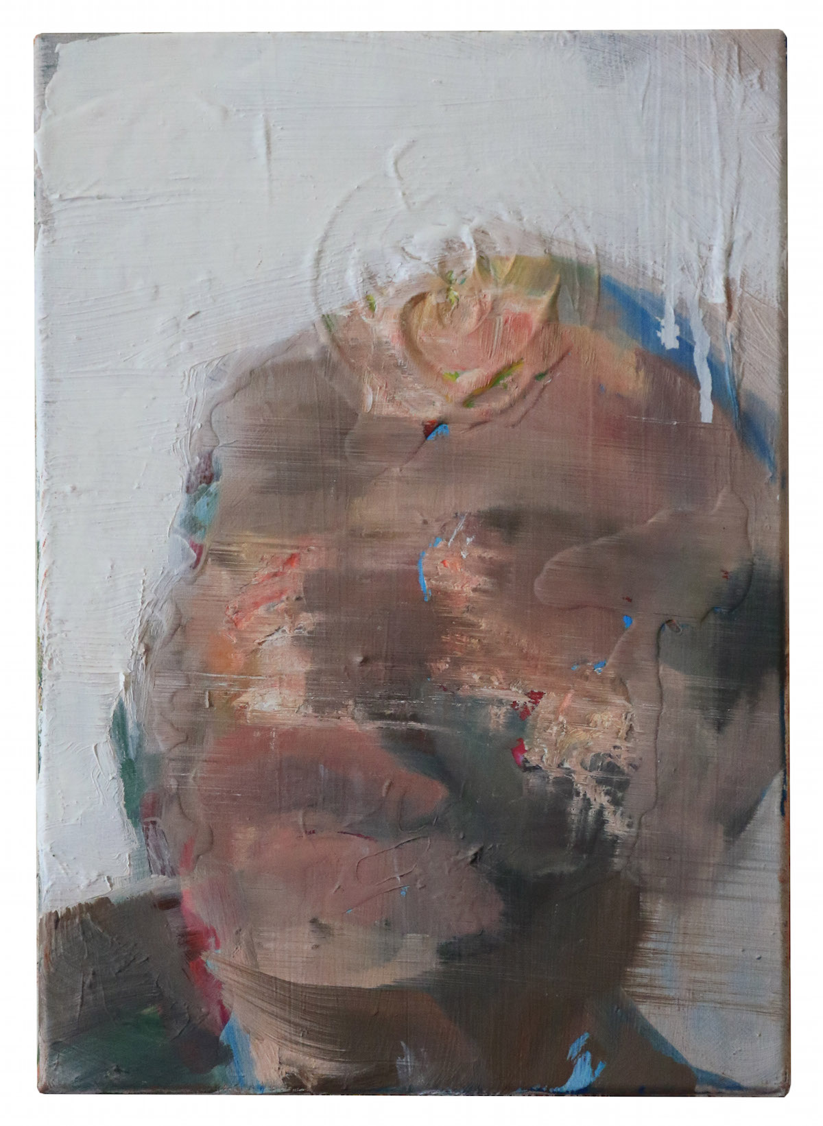 ANTONY MICALLEF b. 1975 Self-Portrait 6­