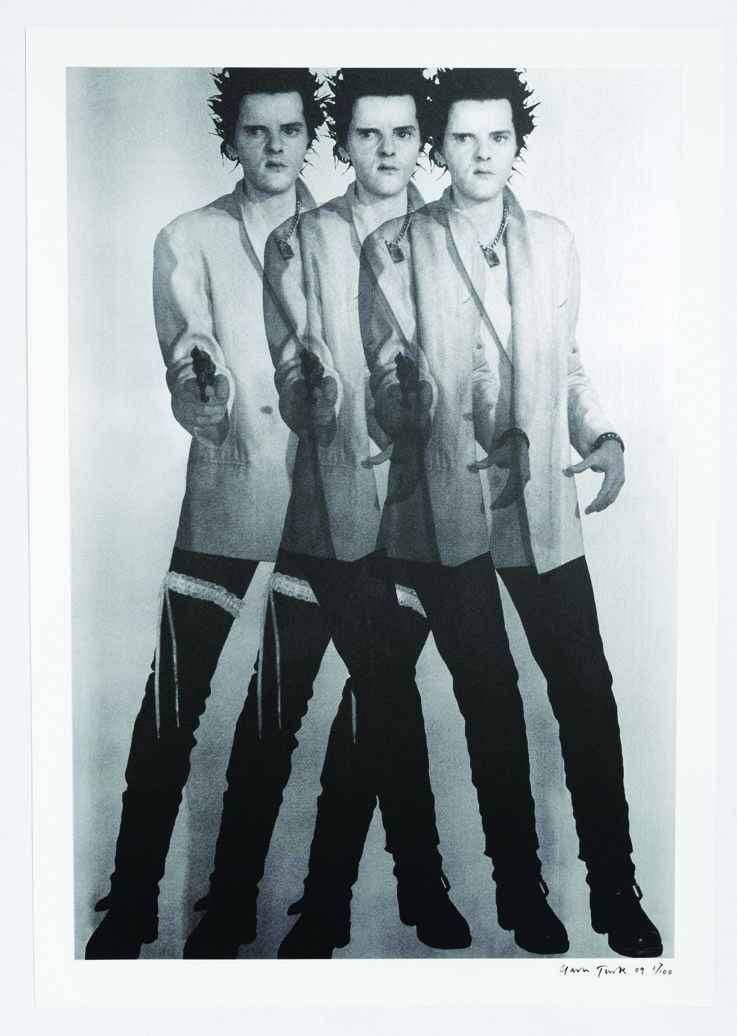 Triple Pop by Gavin Turk, 2009, Silkscreen on paper, 70 x 100 cm