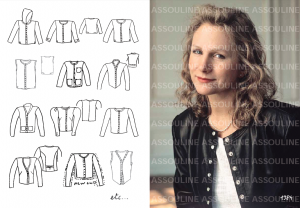 Agnès b. The Snap Cardigan, published by Assouline FAD Magazine