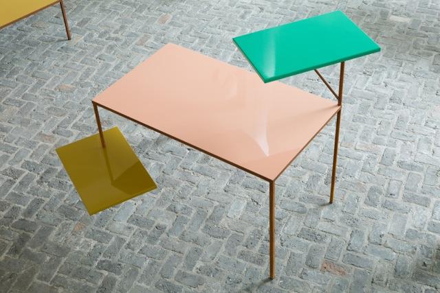 Muller Van Severen 3 Pieces Desk