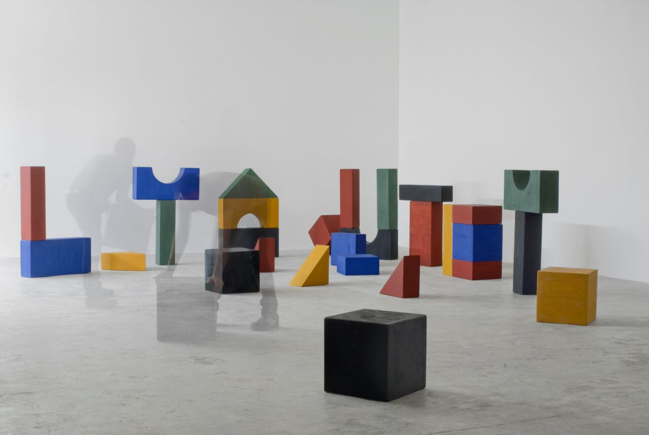 Lyautey Unit Blocks (Play), 2010 The Metropolitan Museum of Art, New York. Gift of The Pierre and Tana Matisse Foundation, 2011 © Yto Barrada. Image copyright The Metropolitan Museum of Art/Art Resource/Scala, Florence, 2017.
