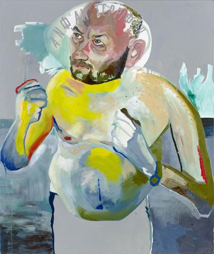 Just opened Martin Kippenberger Hand Painted Pictures