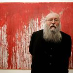 Austrian avant-garde artist Hermann Nitsch is in Australia for Mona's annual midwinter arts festival, Dark Mofo. Photograph: Matt Dunham