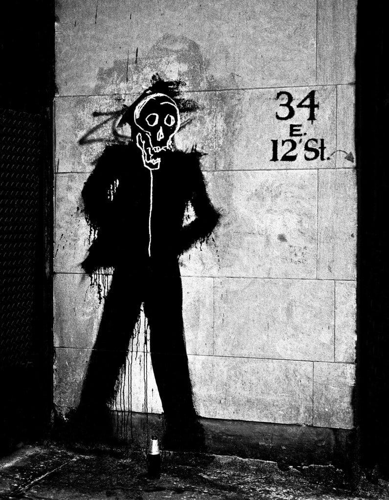 34E12Richard  Hambleton  Street  ArtPhotographed  by  Hank  O'Neal©  AVA  Holdings  Limited