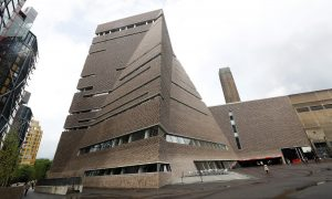 Tate Modern's Factory: The Seen and the Unseen project at its Blavatnik building will explore themes of production and collective labour. Photograph: Stefan Wermuth/Reuters FAD magazine