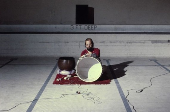 The Talking Drum (For Herman Heins) by Bill Viola. Photo Kira Perov. Courtesy the artist and Blain|Southern