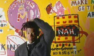 The Jean-Michel Basquiat I knew…FAD Magazine