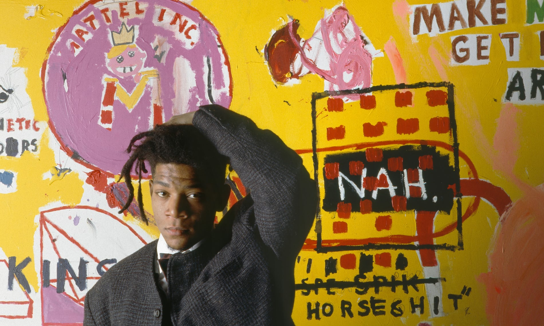 The Jean-Michel Basquiat I knew…FAD Magazine