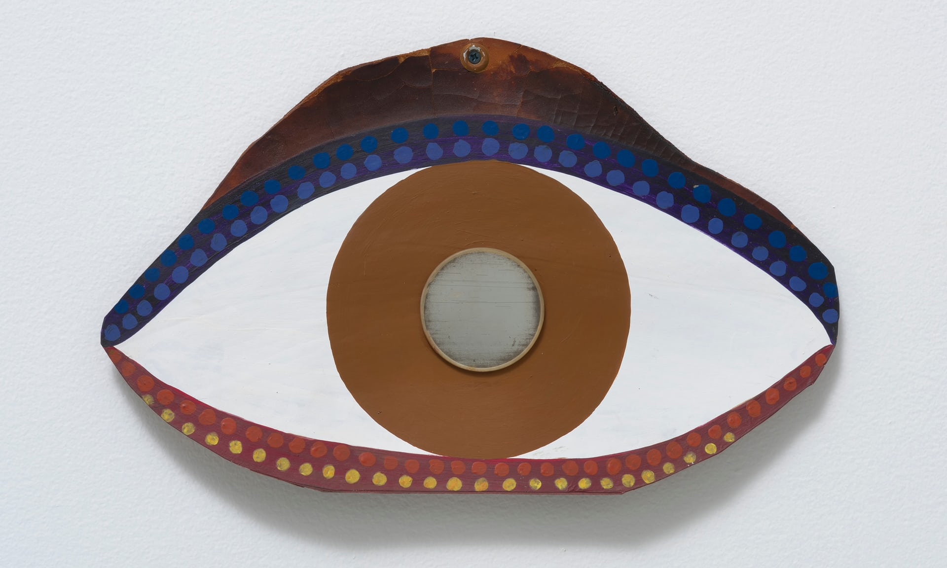 Magical … Eye, by Betye Saar. Photograph: Robert Wedemeyer/Tate