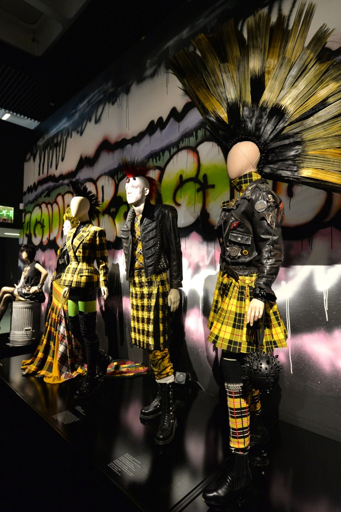 4_The Fashion World of Jean Paul Gaultier - From the Sidewalk to the Catwalk, Barbican Art Gallery, Credit Mark Allan