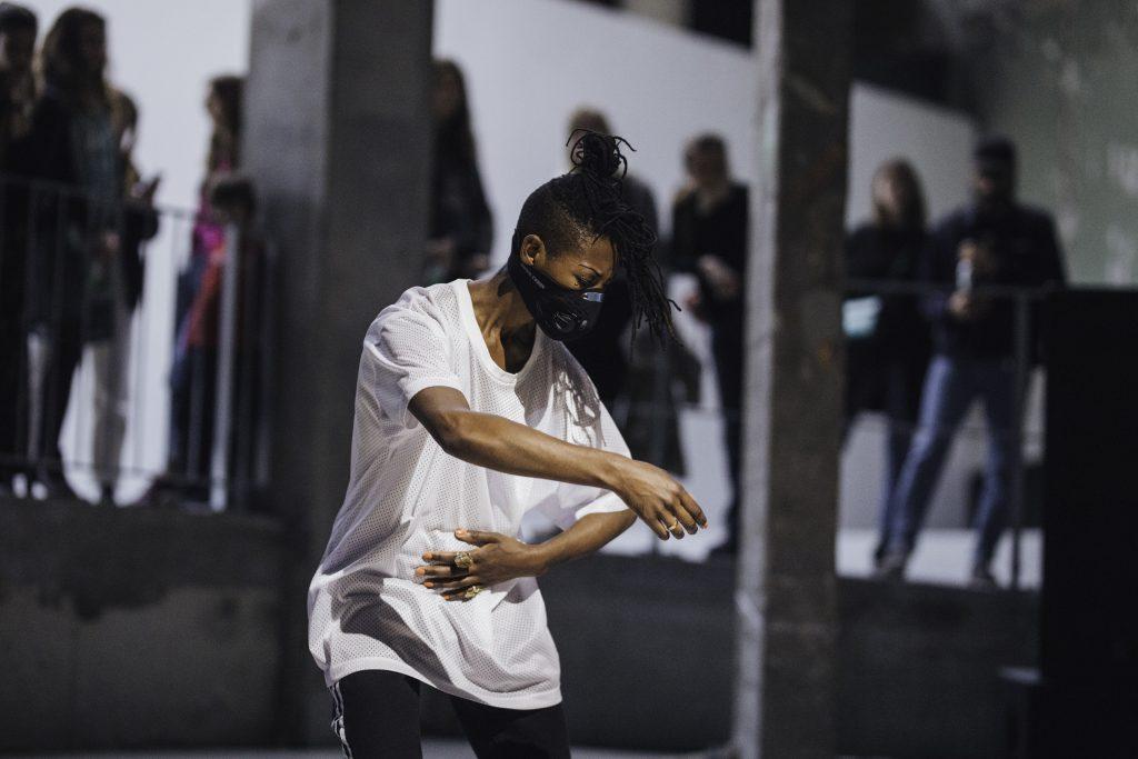 Last Yearz Interesting Negro (Jamila Johnson-Small) BASICTENSION, 2018 Palais de Tokyo, Paris Image: Ayka Lux © Jamila Johnson-Small