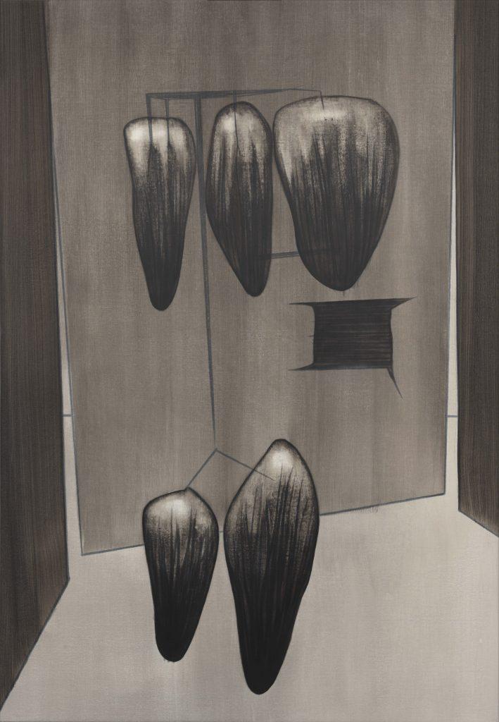 David James Painting -0|00-o^o