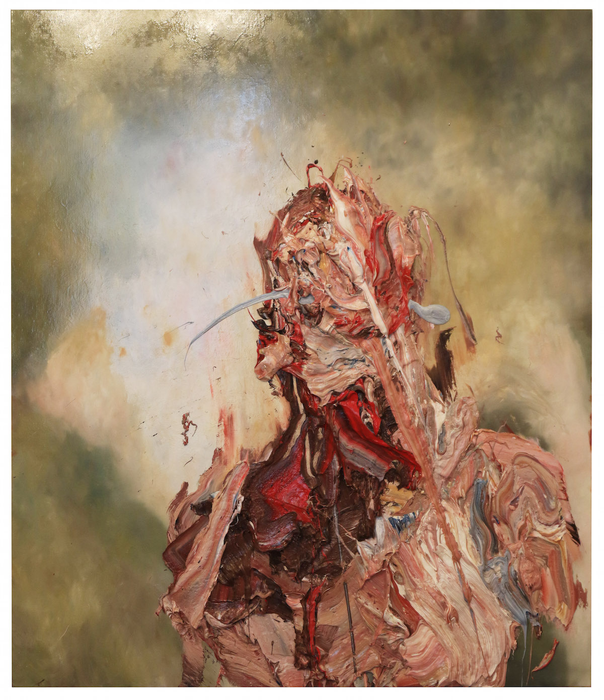ANTONY MICALLEF  b. 1975 Raw Intent