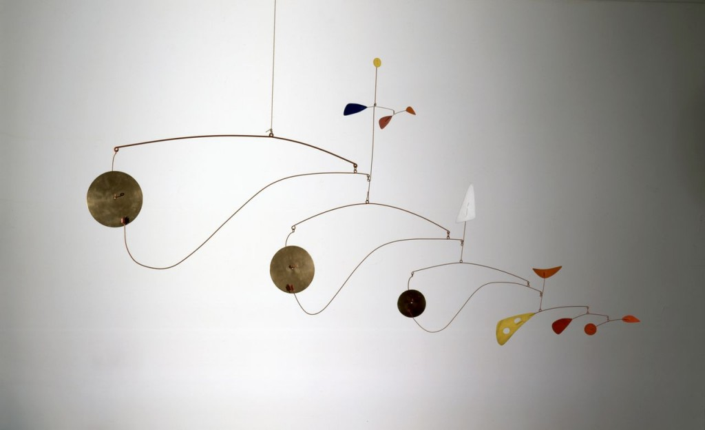 511 1024x624 Alexander Calder After The War at Pace Gallery Private view Thursday 18th April 2013
