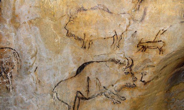 God, sex or evolution –why did humans start making art?